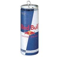 Boisson énergisante Red Bull