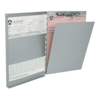 Planchette-boîte en aluminium Westcott 9 po x 15 po