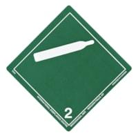 Étiquettes de réglementation pour le transport de matières dangereuses