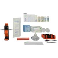 SAFECROSS Basic First Aid Kit Refill, British Columbia, Level 2, #2, Unitized