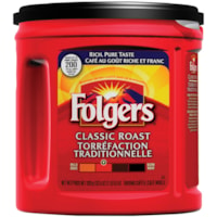 Folgers Ground Coffee, Classic Roast, 920 g