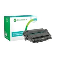 Grand & Toy Remanufactured HP 16A Black Standard Yield Toner Cartridge (Q7516A)