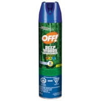 Off! Deep Woods Insect Repellent, 230 g Aerosol Spray