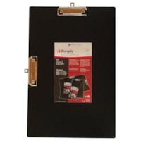 VLB StayClean Duraply Black Clipboard