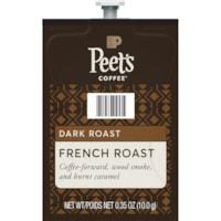 Flavia Peet's Coffee Single-Serve Freshpacks, French Roast, 76/CT