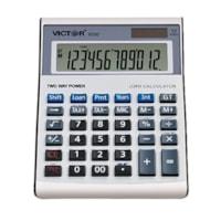 Victor 12-Digit Executive Desktop Calculator