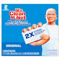 Mr. Clean Original Magic Eraser Cleaning Pads, Pack of 2
