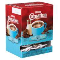 Nestlé Carnation Single-Serve Light Hot Chocolate, 13 g, 50/BX
