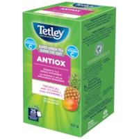 Tetley Tea Super Green Antiox Tea, 25/BX