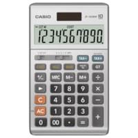 Casio JF-100 Desktop Calculator, Silver