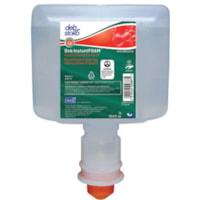 Désinfectant pour les mains InstantFoam SC Johnson Professional, 72 % d'alcool, transparent, cartouche de 1 l, caisse de 3
