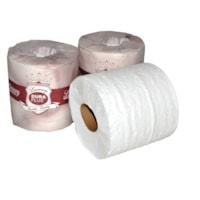 Dura Plus 2-Ply Luxury Standard Bathroom Tissue, White, 500 Sheets/RL, 48/CT