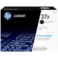 HP 37X Black High Yield Original Laserjet Toner Cartridge (CF237X)