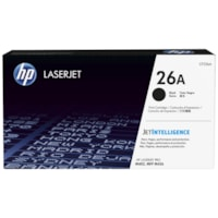 HP 26A Black Standard Yield Toner Cartridge (CF226A)