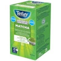 Tetley Tea Super Green Matcha Tea, 25/BX