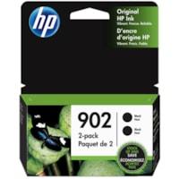 Cartouches d'encre à rendement standard HP 902 (3YN96AN), noir, emb. de 2