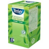 Tetley Tea Pure Green Tea, 25/BX