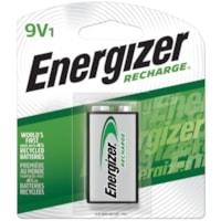 Energizer 9V NiMH Rechargeable Battery, 1/PK (NH22BP)