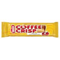 Barres de chocolat Coffee Crisp Nestlé, 50 g, boîte de 48
