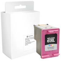 Grand & Toy Remanufactured HP 61XL Tri-Colour High Yield Ink Toner Cartridge (CH564WN)