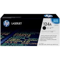 HP 124A (Q6000A) Cartouche de toner HP LaserJet noir d'origine