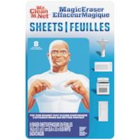Mr. Clean Magic Eraser Sheets, 8 Sheets per Pack