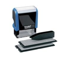 Trodat Printy 4912 Do-It-Yourself Typomatic Stamp Kit