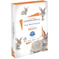 Papier à usages multiples Fore Hammermill, certifié FSC, 20 lb, 11 po x 17 po, caisse