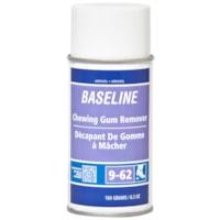 Décapant de gomme à mâcher Baseline, 184 g, caisse de 12