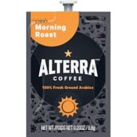 Flavia Alterra Single-Serve Coffee Freshpacks, Morning Roast, Light Roast, 100/CT