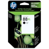 HP 88XL Cartouche d'encre noire à rendement élevé d'origine (C9396AN)