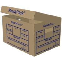 ReadyPack Heavy-Duty Storage Box, 12/Ct