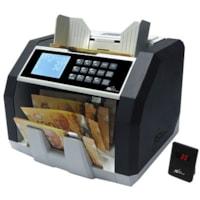 Compteuse de billets électrique commerciale avec dispositifs de comptage de la valeur et de détection des faux billets Royal Sovereign (ED250)