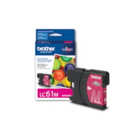 Brother LC61 Magenta Standard Yield Ink Cartridge (LC61MS)