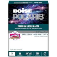 Boise Polaris Premium Laser Paper, FSC Certified, Ream