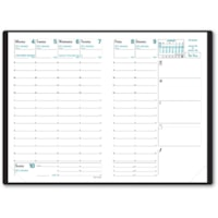 Quo Vadis 12-Month Weekly Business Planner, 6