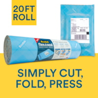 Scotch Flex and Seal Shipping Roll, Blue, 15