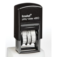 Trodat Printy 4810 Pocket-Size English Self-Inking Dater