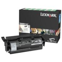 Lexmark Black High Yield Monochrome Laser Cartridge (T650H11A)
