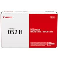 Cartouche de toner à rendement élevé Canon 052 H imageCLASS (2200C001), noir