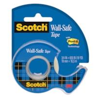 Ruban adhésif sans danger pour les murs Scotch
