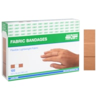 Bandages légers en tissu SAFECROSS