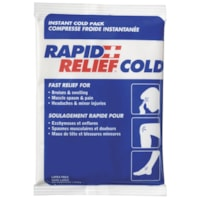 Rapid Relief Instant Cold Pack, 4