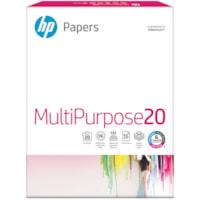 Papier ultra blanc à usages multiples20 HP format lettre