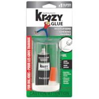 Colle en gel à adhérence maximale Krazy Glue