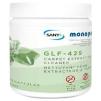 Nettoyant industriel pour extracteur à tapis MonoPOD Sany+, emb. de 10 capsules