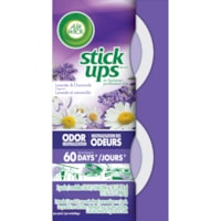 Air Wick StickUps Air Freshener, Lavender and Chamomile Scent, 30 g, 2/PK