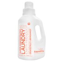 Détergent à lessive Sapadilla, parfum de pamplemousse et de bergamote, 946 ml