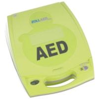 ZOLL Semi-Automatic AED PLUS Defibrillator, English