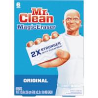 Mr. Clean Magic Eraser Original Cleaning Pads, Pack of 6
